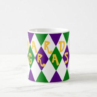 Mardi Gras Party Mug