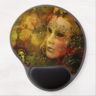 Mardi Gras Party of the Year Gel Mouse Pad
