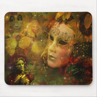 Mardi Gras Party of the Year Mouse Pad