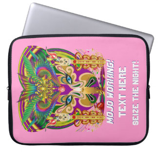Mardi Gras Party Theme  Important See Notes Laptop Sleeves