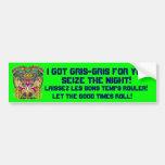 Mardi Gras Party Theme  Please View Notes Bumper Stickers