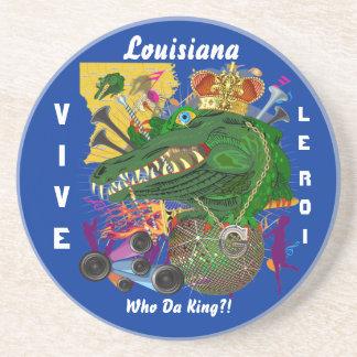 Mardi Gras Party Theme Please View Notes Coaster