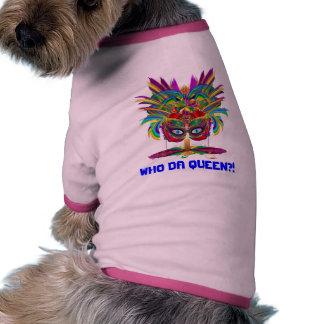 Mardi Gras Party Theme  Please View Notes Doggie Tee