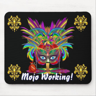 Mardi Gras Party Theme  Please View Notes Mouse Pad