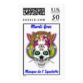 Mardi Gras Party Theme  Please View Notes Postage