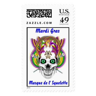 Mardi Gras Party Theme  Please View Notes Stamps