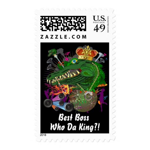 Mardi Gras Party Theme  Please View Notes Postage Stamps