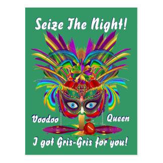 Mardi Gras Party Theme  Please View Notes Postcards