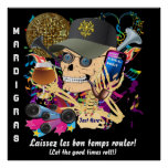 Mardi Gras Party Theme  Please View Notes Poster