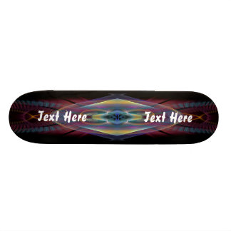 Mardi Gras Party Theme Please View Notes Skate Board Deck