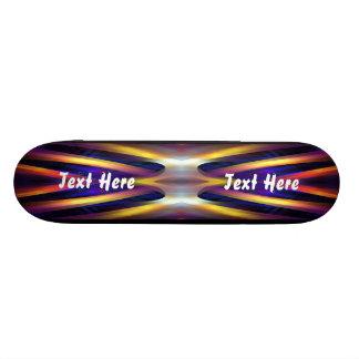 Mardi Gras Party Theme  Please View Notes Skateboard Deck