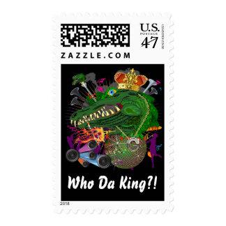 Mardi Gras Party Theme  Please View Notes Stamp