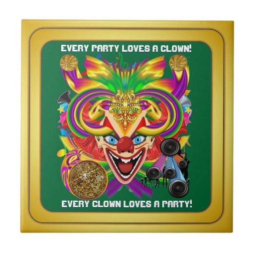 Mardi Gras Party Theme  Please View Notes Tile