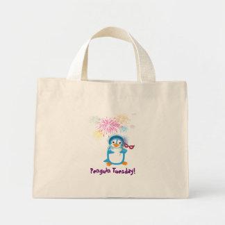"Mardi Gras ""Penguin Tuesday"" Bag"