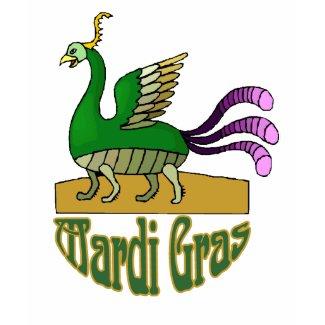 MArdi Gras Phoenix shirt