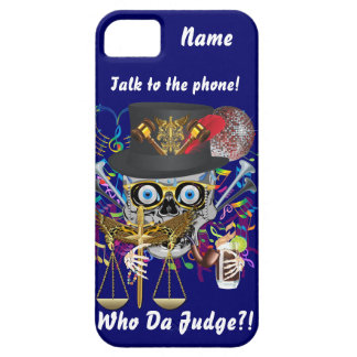 Mardi Gras phone 5 Important view notes below iPhone SE/5/5s Case