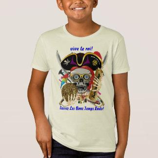 Mardi Gras Pirate  Please View Notes T-Shirt