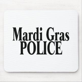 Mardi Gras Police 2 Mouse Pad