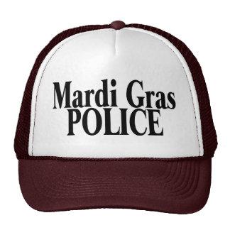 Mardi Gras Police 2 Trucker Hat