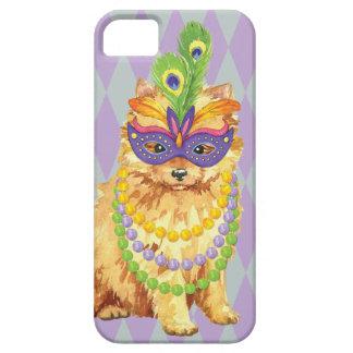 Mardi Gras Pomeranian iPhone SE/5/5s Case