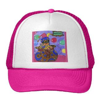 Mardi Gras Poo Trucker Hat