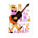 Mardi Gras Postcard