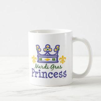 Mardi Gras Princess Cup Mugs