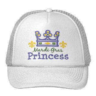 Mardi Gras Princess Hat