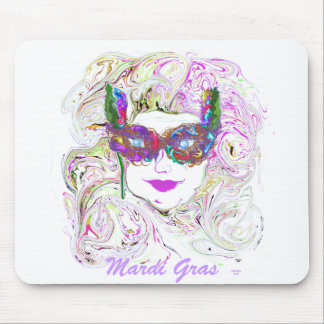 Mardi Gras Products Mouse Pad