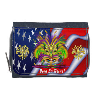 Mardi Gras Queen 1 Important Read About Design Wallet
