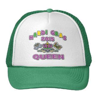 Mardi Gras Queen 2015 Trucker Hat