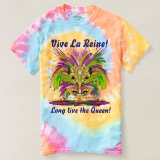 Mardi Gras Queen 2A view notes below T-shirt