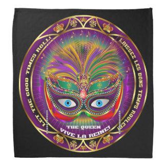 Mardi Gras Queen 4 Read About Design Below Bandana
