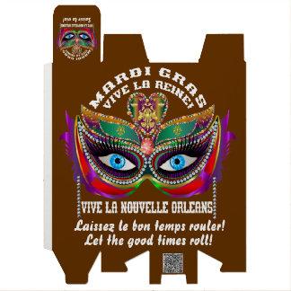 Mardi Gras Queen 5 Read About Design Below Wine Gift Boxes