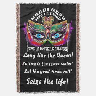 Mardi Gras Queen 5 Read About Design Below Throw