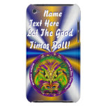 Mardi Gras Queen Style 2 View Notes Plse Barely There iPod Case