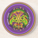 Mardi Gras Queen Style 2 View Notes Plse Drink Coasters