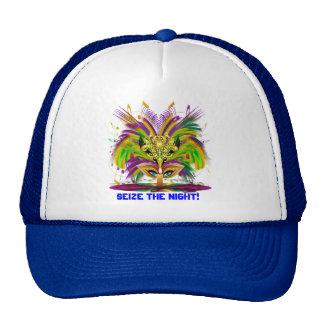 Mardi Gras Queen View Notes Please Mesh Hats