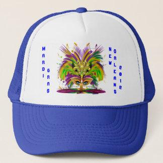 Mardi Gras Queen View Notes Please Trucker Hat