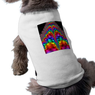 Mardi Gras Rainbow Gay Pride LGBT Pet Shirt