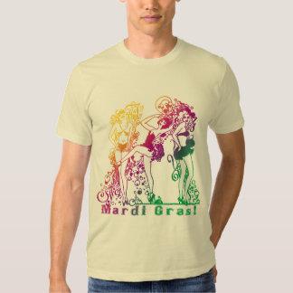 Mardi Gras Showgirls T-shirt