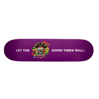 Mardi Gras Skateboards