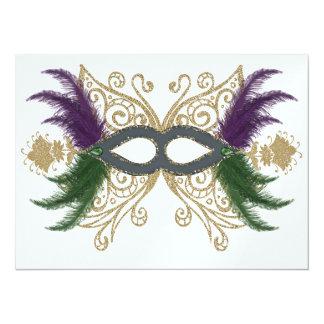 Mardi Gras - SRF Custom Invites