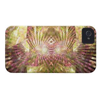 Mardi Gras Sunshine iPhone 4 Case-Mate Case