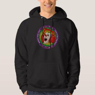 Mardi Gras The Clown Hoodie