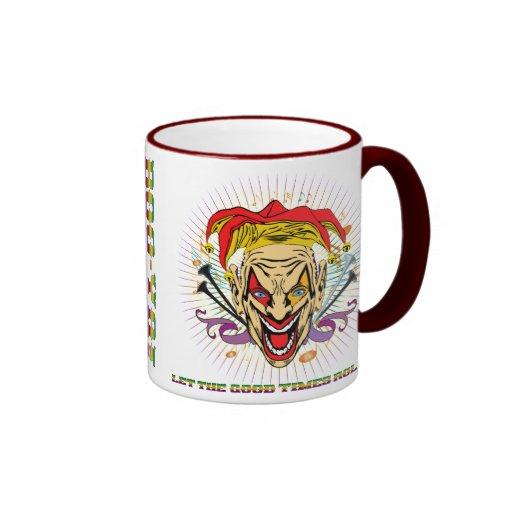 Mardi-Gras-The Joker-Jests Mug