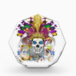 """Mardi Gras The king of Time Award<br><div class=""""desc"""">Appelez-moi! French: Call Me! Vive Le Roi!---&gt;Long live the king! Cost to create King of Time design $200.00. Your cost &quot;FREE on Zazzle! Why because you don&#39;t have to pay for my services.&quot;! I provide over 30 background colors on most products. Mardi Gras 2015 falls on Tuesday, February 17. Visitors,...</div>"""