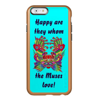 Mardi Gras The Muses 1R View About Design Incipio Feather Shine iPhone 6 Case