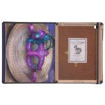 Mardi Gras Theme - Surprise guest iPad Cases