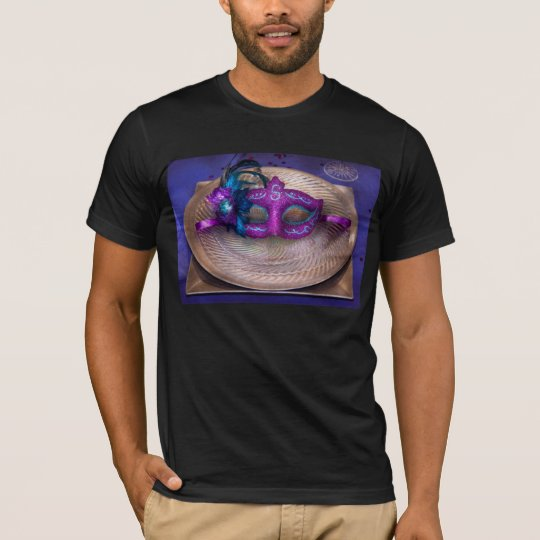 Mardi Gras Theme - Surprise guest T-Shirt